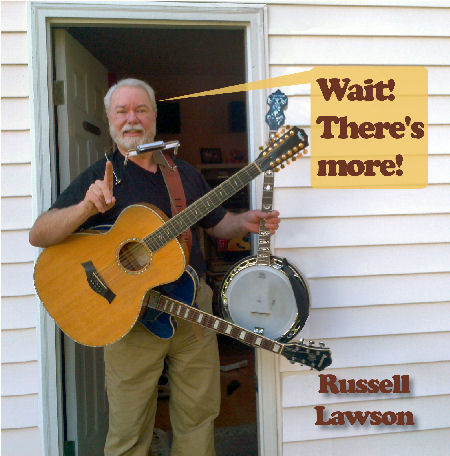 Cover of Wait! There's More! CD